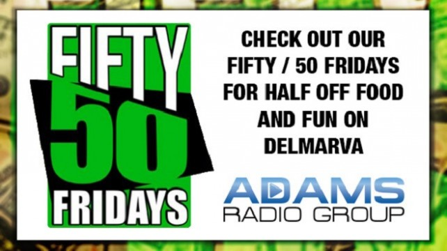 Click Here For 50% Off The Best Fun and Food On Delmarva