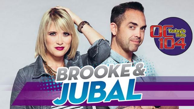 Brooke & Jubal – 6am-10am