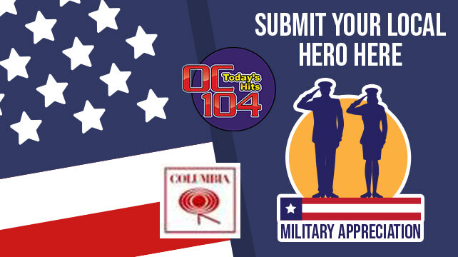 Military Appreciation, Submit Your Local Hero