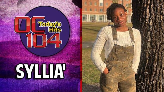 Syllia Midday Host 10am-3pm