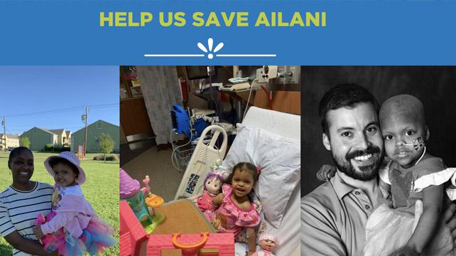 Help Us Save Ailani